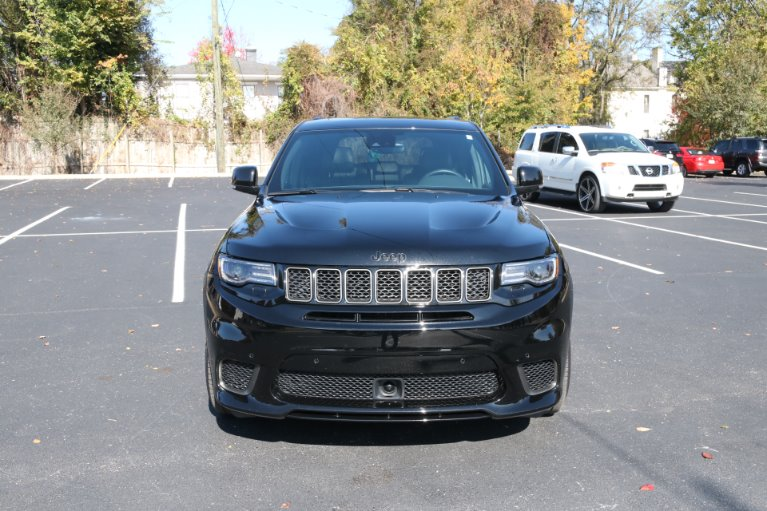Used 2018 Jeep Grand Cherokee Trackhawk for sale Sold at Auto Collection in Murfreesboro TN 37130 5