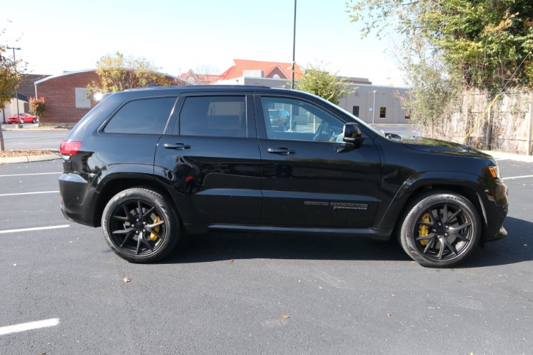 Used 2018 Jeep Grand Cherokee Trackhawk for sale Sold at Auto Collection in Murfreesboro TN 37130 8