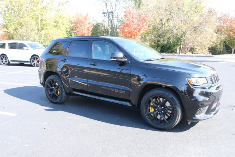 Used 2018 Jeep Grand Cherokee Trackhawk for sale Sold at Auto Collection in Murfreesboro TN 37130 1