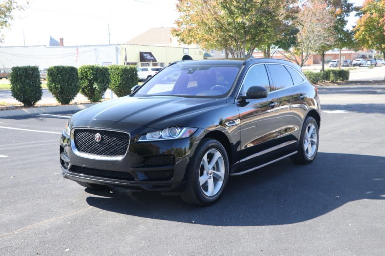 Used 2019 Jaguar F-PACE 25T PREMIUM AWD W/NAV for sale Sold at Auto Collection in Murfreesboro TN 37130 2