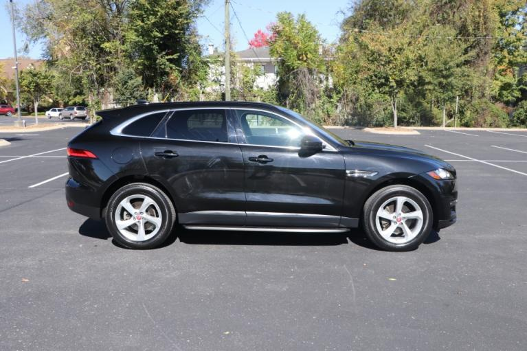 Used 2019 Jaguar F-PACE 25T PREMIUM AWD W/NAV for sale Sold at Auto Collection in Murfreesboro TN 37130 8
