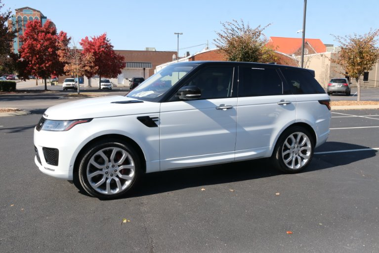 Used 2019 Land Rover Range Rover Sport HSE Dynamic for sale Sold at Auto Collection in Murfreesboro TN 37130 2