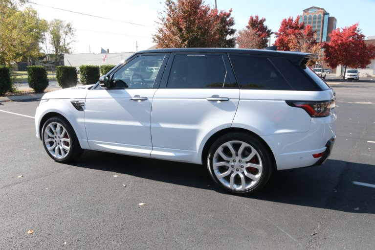 Used 2019 Land Rover Range Rover Sport HSE Dynamic for sale Sold at Auto Collection in Murfreesboro TN 37130 4