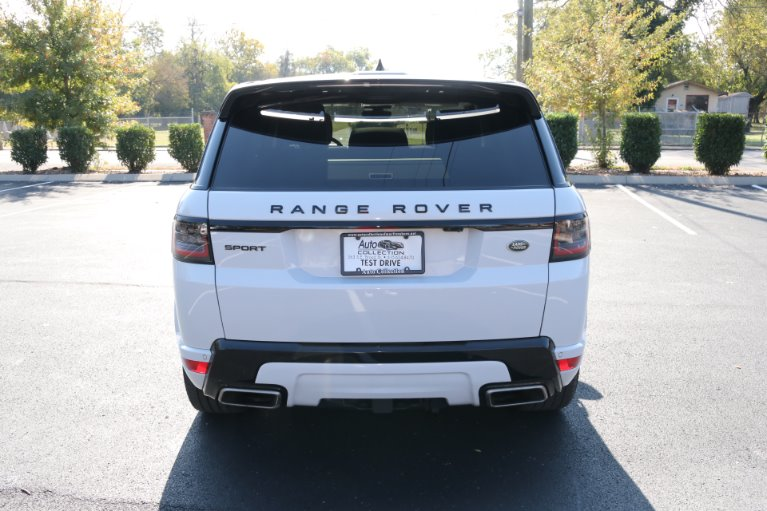 Used 2019 Land Rover Range Rover Sport HSE Dynamic for sale Sold at Auto Collection in Murfreesboro TN 37130 6