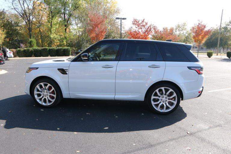 Used 2019 Land Rover Range Rover Sport HSE Dynamic for sale Sold at Auto Collection in Murfreesboro TN 37130 7