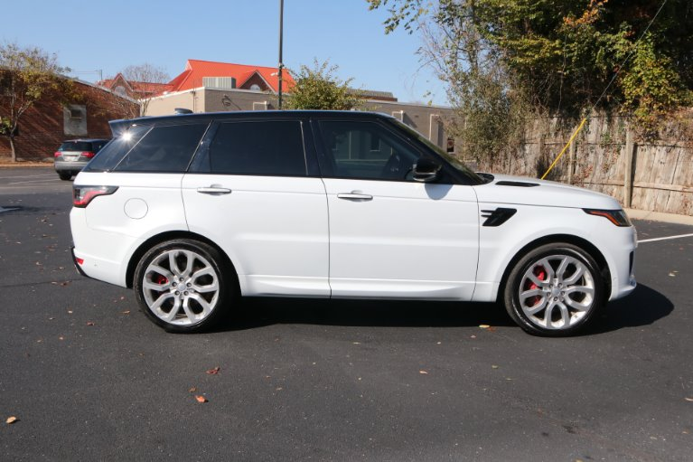 Used 2019 Land Rover Range Rover Sport HSE Dynamic for sale Sold at Auto Collection in Murfreesboro TN 37130 8