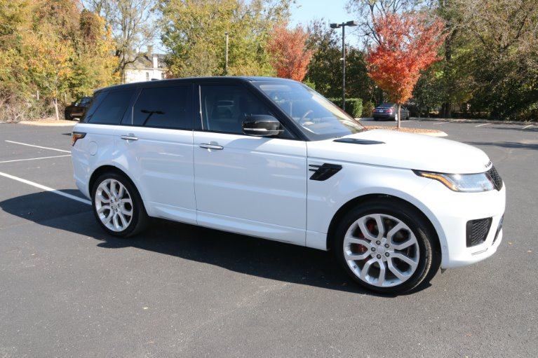 Used 2019 Land Rover Range Rover Sport HSE Dynamic for sale Sold at Auto Collection in Murfreesboro TN 37130 1