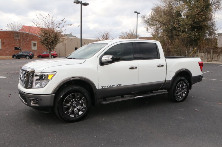 Used 2018 Nissan Titan Platinum Reserve for sale Sold at Auto Collection in Murfreesboro TN 37130 2
