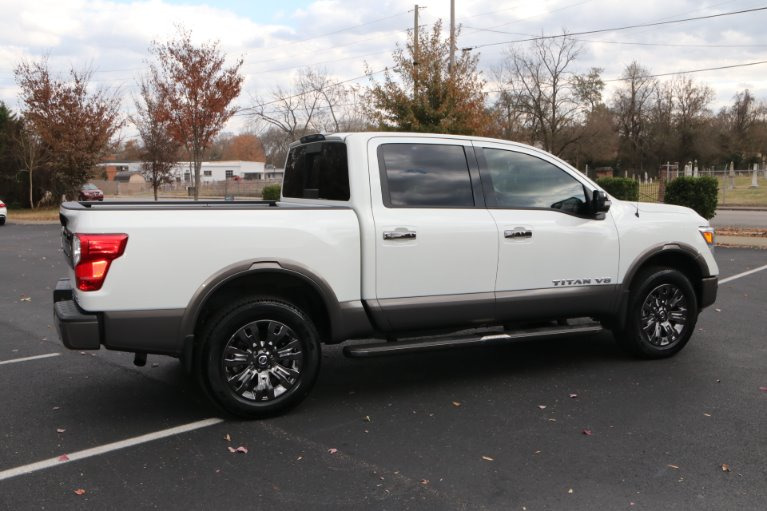 Used 2018 Nissan Titan Platinum Reserve for sale Sold at Auto Collection in Murfreesboro TN 37130 3
