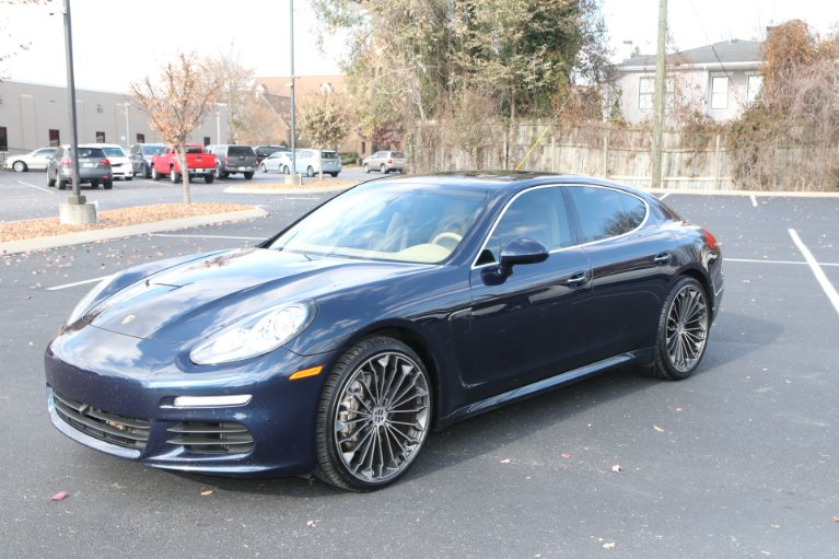 Used 2014 Porsche Panamera S for sale Sold at Auto Collection in Murfreesboro TN 37130 2
