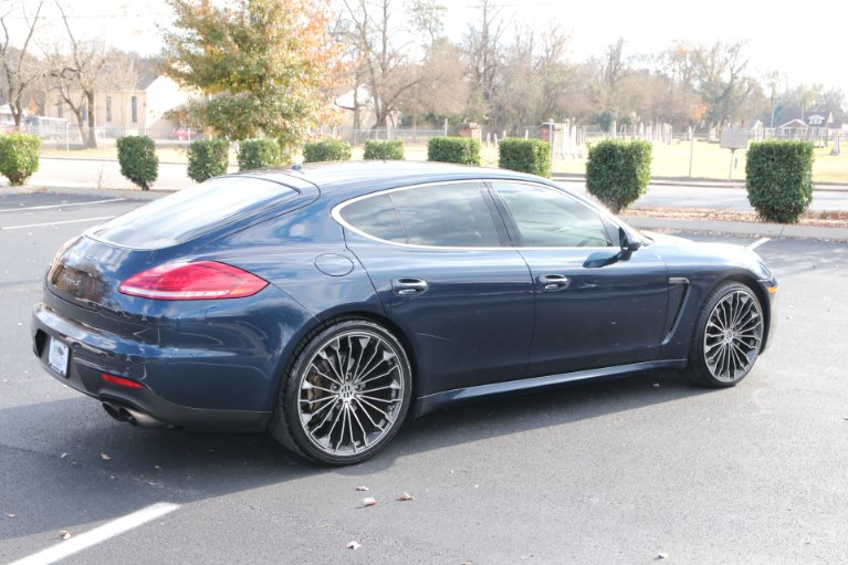 Used 2014 Porsche Panamera S for sale Sold at Auto Collection in Murfreesboro TN 37130 3