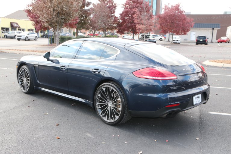 Used 2014 Porsche Panamera S for sale Sold at Auto Collection in Murfreesboro TN 37130 4