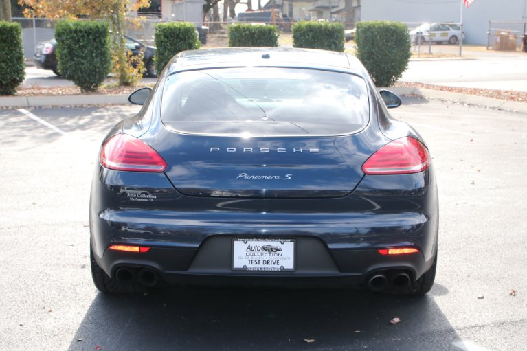 Used 2014 Porsche Panamera S for sale Sold at Auto Collection in Murfreesboro TN 37130 6