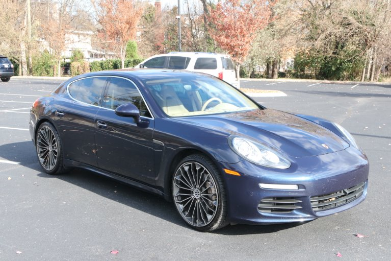 Used 2014 Porsche Panamera S for sale Sold at Auto Collection in Murfreesboro TN 37130 1