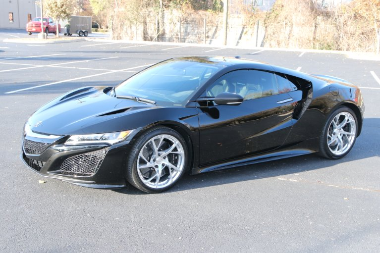 Used 2017 Acura NSX SH-AWD Sport Hybrid SH-AWD Sport Hybrid for sale Sold at Auto Collection in Murfreesboro TN 37130 2