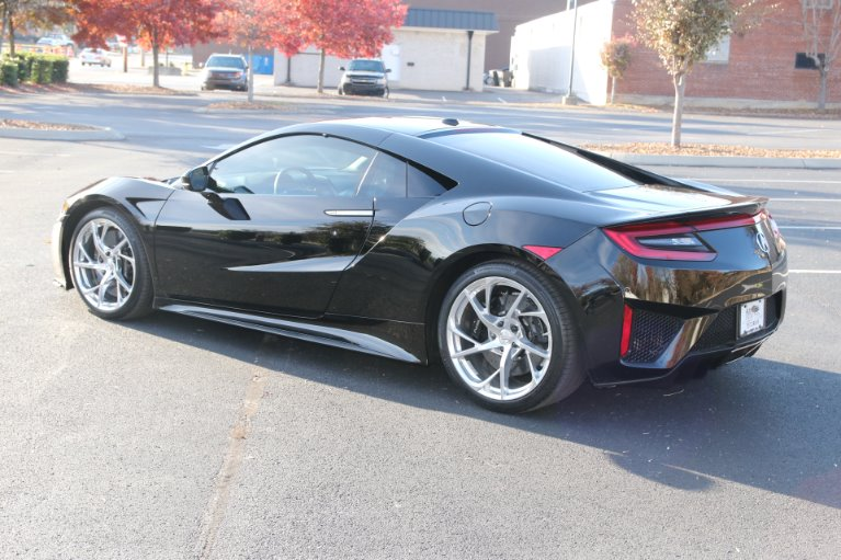 Used 2017 Acura NSX SH-AWD Sport Hybrid SH-AWD Sport Hybrid for sale Sold at Auto Collection in Murfreesboro TN 37130 4