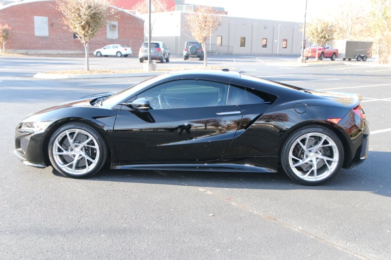 Used 2017 Acura NSX SH-AWD Sport Hybrid SH-AWD Sport Hybrid for sale Sold at Auto Collection in Murfreesboro TN 37130 7