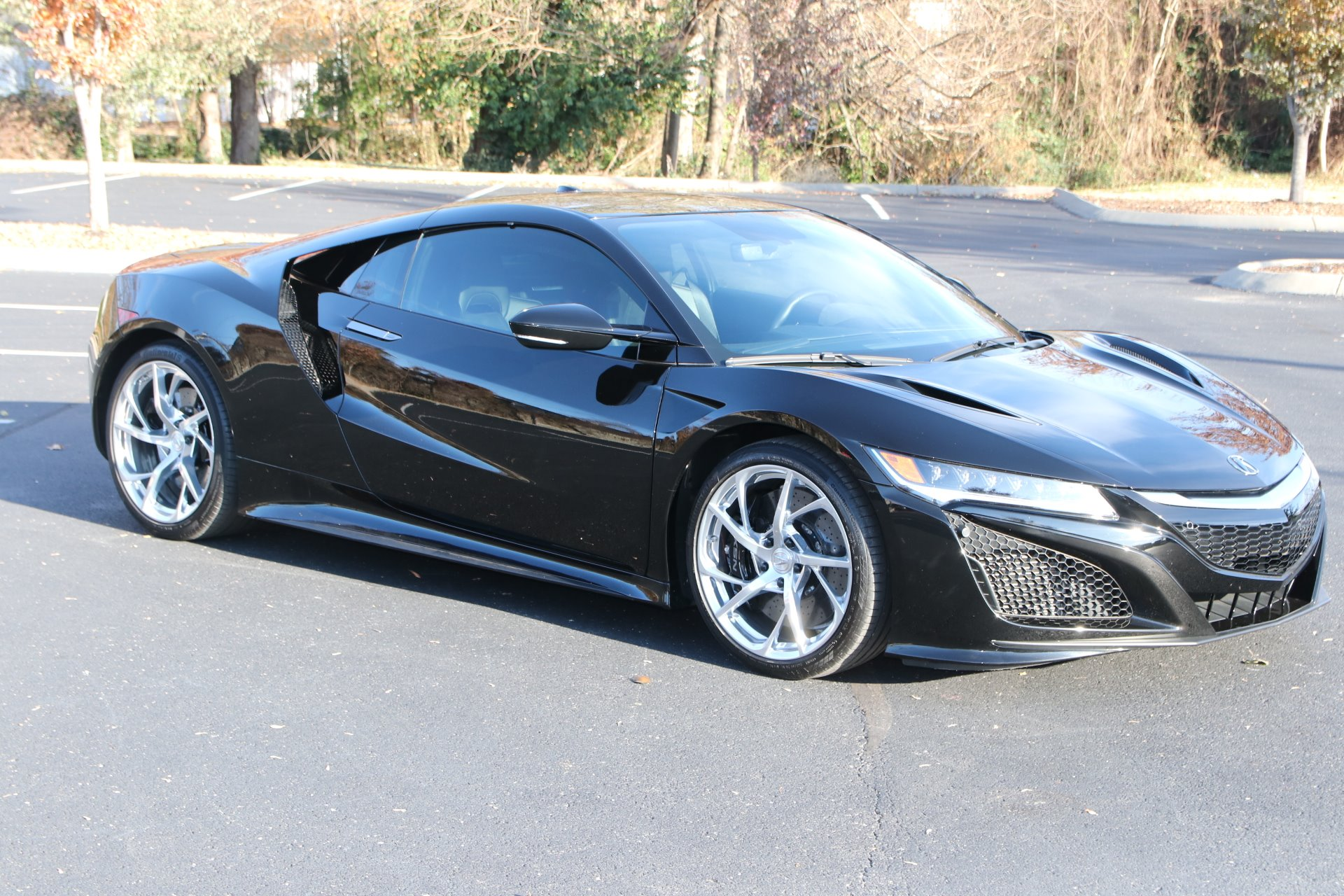 Used 2017 Acura NSX SH-AWD Sport Hybrid SH-AWD Sport Hybrid for sale Sold at Auto Collection in Murfreesboro TN 37130 1