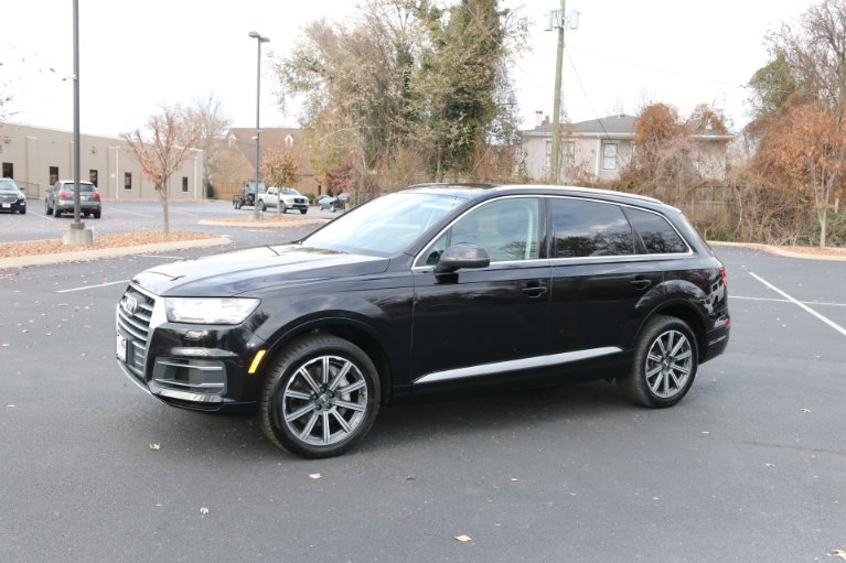 Used 2017 Audi Q7 PREMIUM PLUS QUATTRO AWD W/NAV 3.0T quattro Premium Plus for sale Sold at Auto Collection in Murfreesboro TN 37130 2