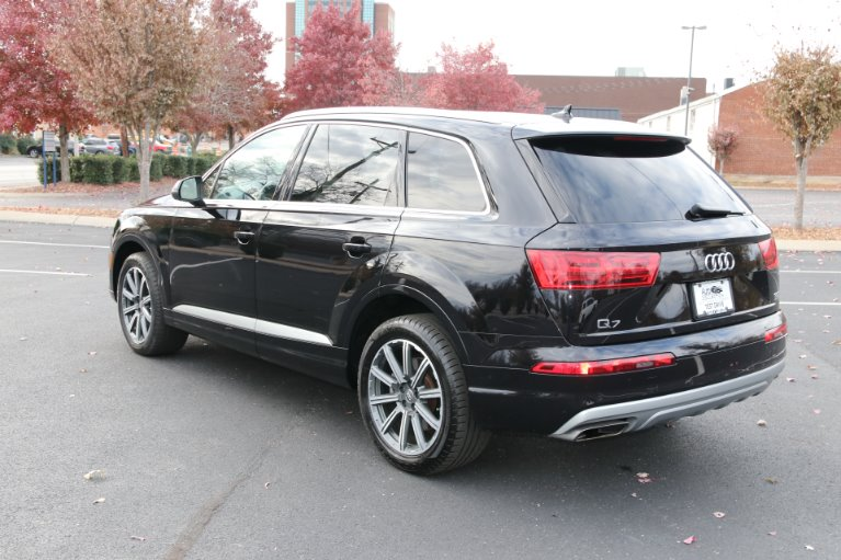 Used 2017 Audi Q7 PREMIUM PLUS QUATTRO AWD W/NAV 3.0T quattro Premium Plus for sale Sold at Auto Collection in Murfreesboro TN 37130 4