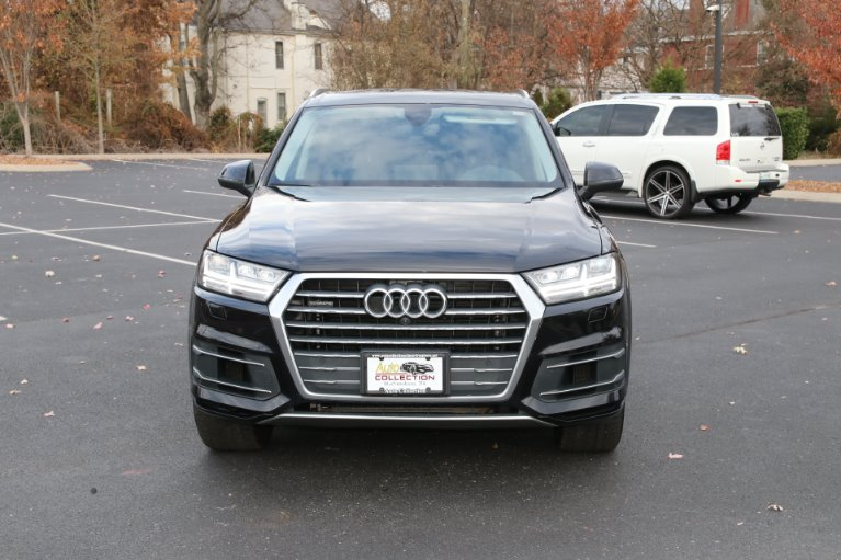 Used 2017 Audi Q7 PREMIUM PLUS QUATTRO AWD W/NAV 3.0T quattro Premium Plus for sale Sold at Auto Collection in Murfreesboro TN 37130 5