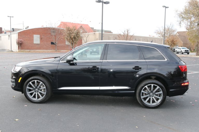 Used 2017 Audi Q7 PREMIUM PLUS QUATTRO AWD W/NAV 3.0T quattro Premium Plus for sale Sold at Auto Collection in Murfreesboro TN 37130 7