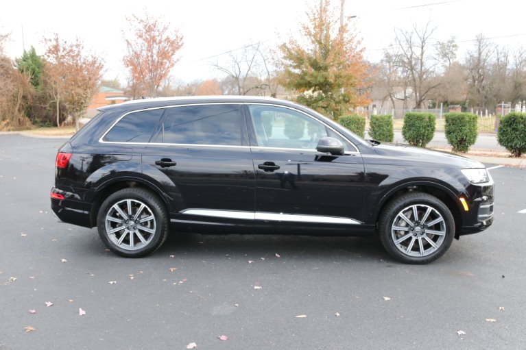Used 2017 Audi Q7 PREMIUM PLUS QUATTRO AWD W/NAV 3.0T quattro Premium Plus for sale Sold at Auto Collection in Murfreesboro TN 37130 8