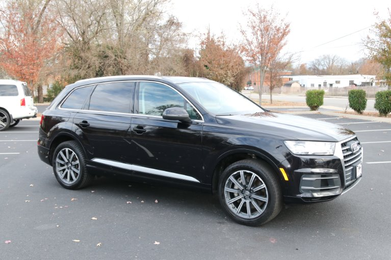 Used 2017 Audi Q7 PREMIUM PLUS QUATTRO AWD W/NAV 3.0T quattro Premium Plus for sale Sold at Auto Collection in Murfreesboro TN 37130 1