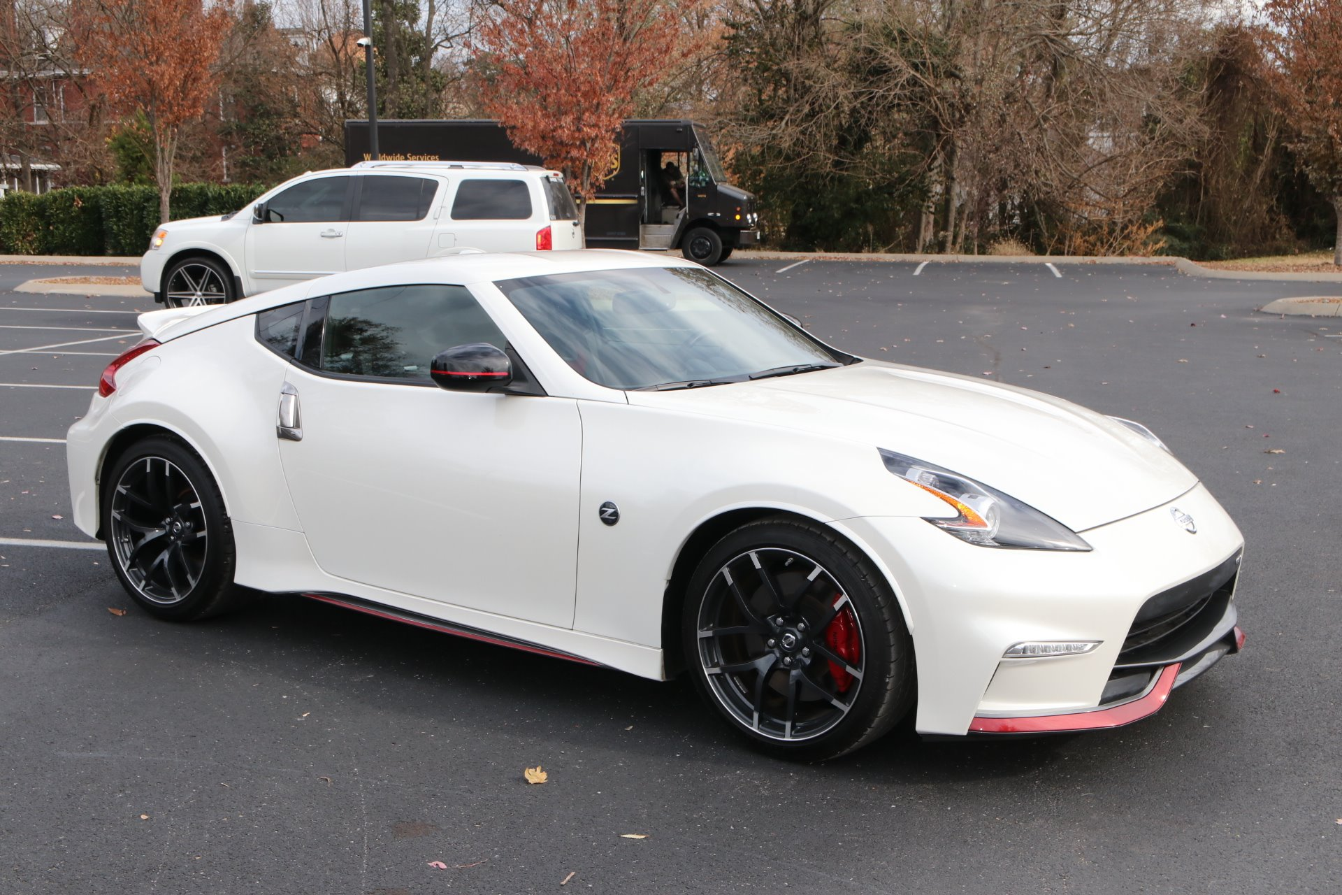 Used 2019 Nissan 370Z NISMO for sale Sold at Auto Collection in Murfreesboro TN 37130 1
