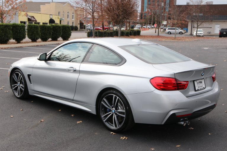 Used 2016 BMW 428i COUPE M SPORT W/NAV 428i for sale Sold at Auto Collection in Murfreesboro TN 37130 4