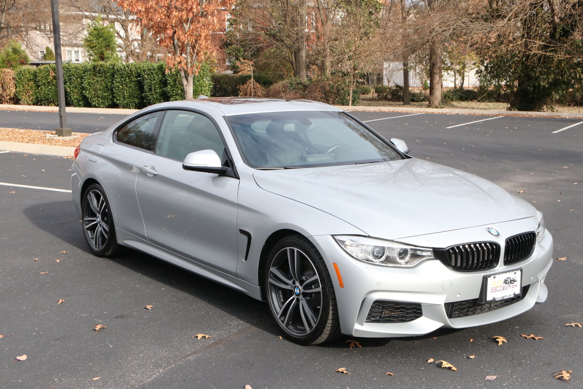 Used 2016 BMW 428i COUPE M SPORT W/NAV 428i for sale Sold at Auto Collection in Murfreesboro TN 37130 1