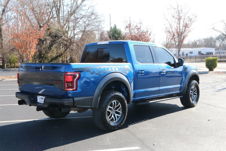 Used 2017 Ford F-150 RAPTOR CREW CAB 4X4 W/NAV Raptor for sale Sold at Auto Collection in Murfreesboro TN 37130 3