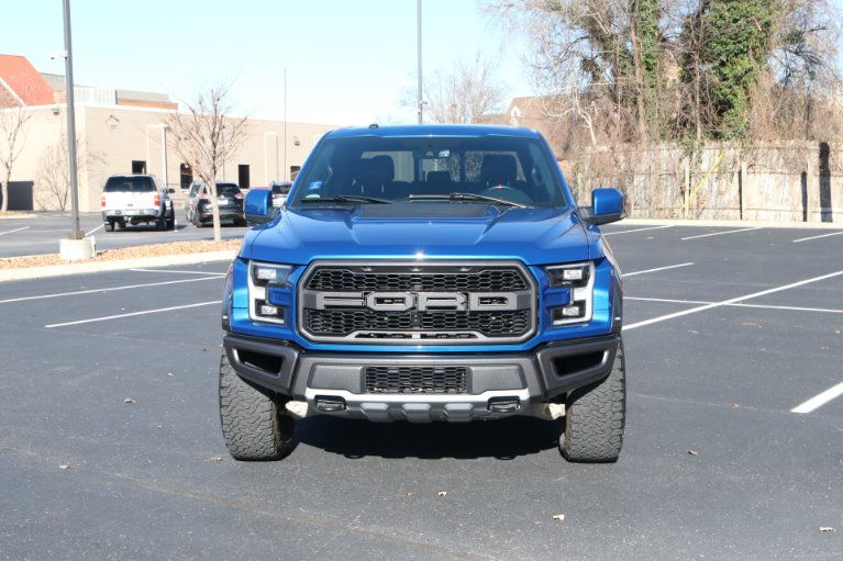 Used 2017 Ford F-150 RAPTOR CREW CAB 4X4 W/NAV Raptor for sale Sold at Auto Collection in Murfreesboro TN 37130 5
