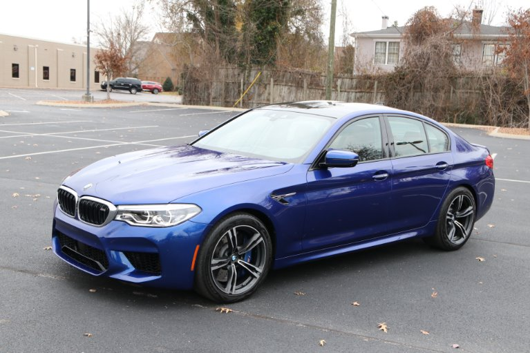 Used 2018 BMW M5 AWD W/NAV for sale Sold at Auto Collection in Murfreesboro TN 37130 2
