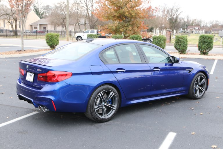 Used 2018 BMW M5 AWD W/NAV for sale Sold at Auto Collection in Murfreesboro TN 37130 3