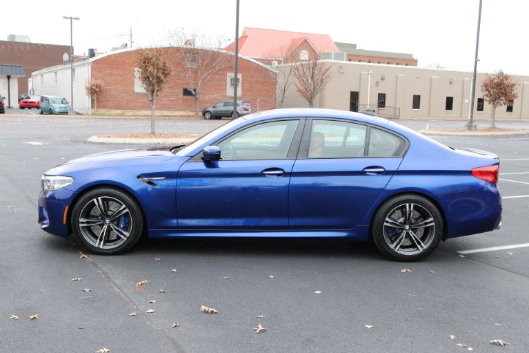 Used 2018 BMW M5 AWD W/NAV for sale Sold at Auto Collection in Murfreesboro TN 37130 7