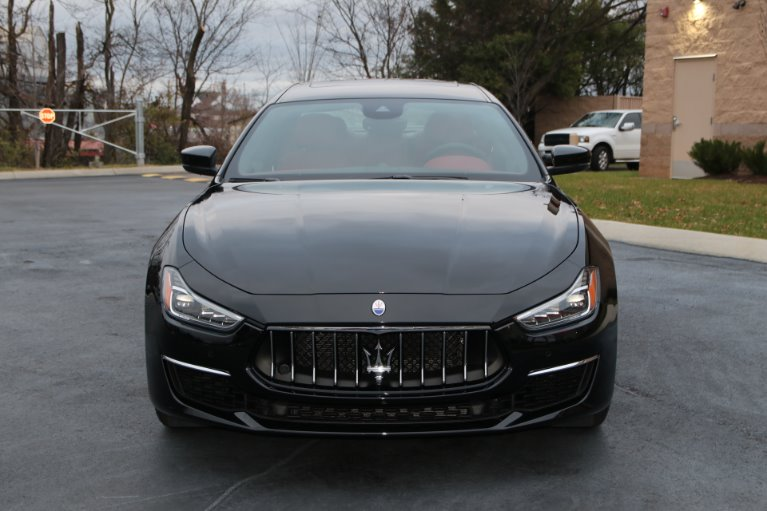 Used 2018 Maserati Ghibli S Q4 GRANLUSSO AWD W/NAV SQ4 GranLusso for sale Sold at Auto Collection in Murfreesboro TN 37130 5
