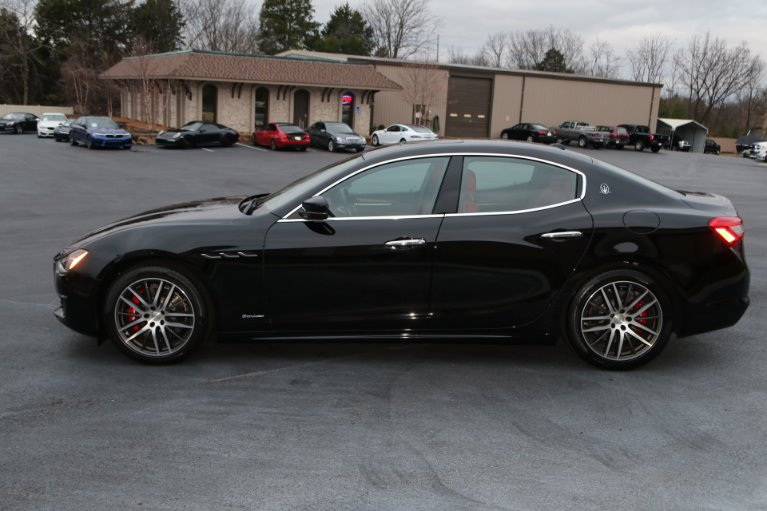 Used 2018 Maserati Ghibli S Q4 GRANLUSSO AWD W/NAV SQ4 GranLusso for sale Sold at Auto Collection in Murfreesboro TN 37130 7