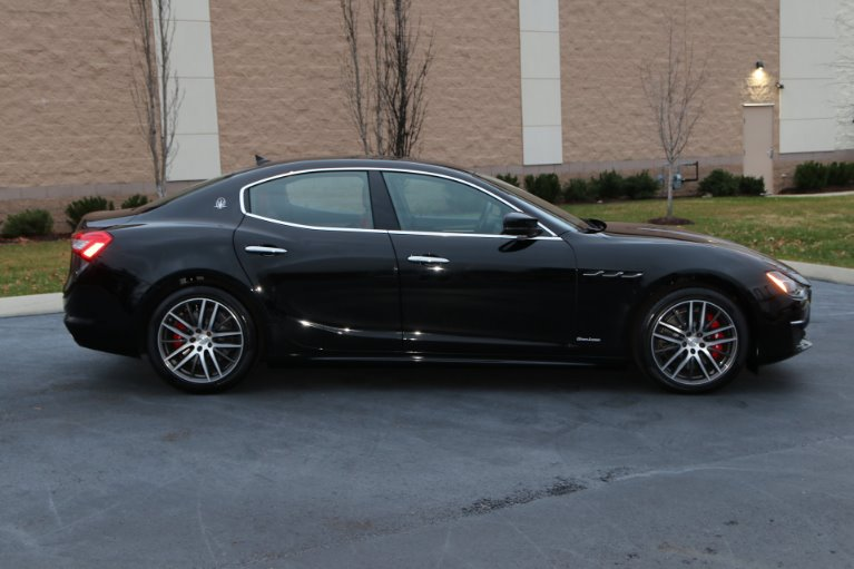 Used 2018 Maserati Ghibli S Q4 GRANLUSSO AWD W/NAV SQ4 GranLusso for sale Sold at Auto Collection in Murfreesboro TN 37130 8