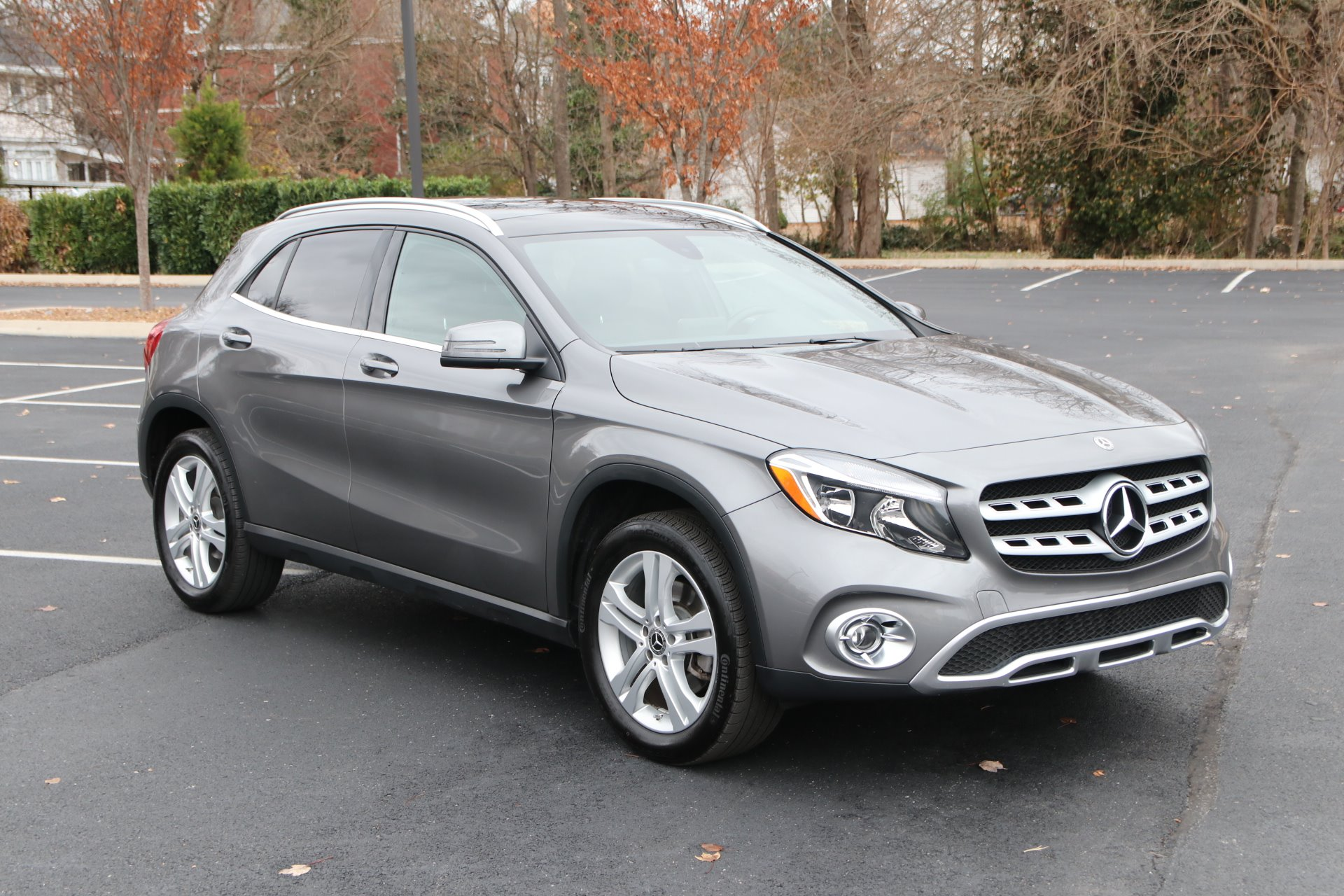 Used 2018 Mercedes-Benz GLA GLA 250 for sale Sold at Auto Collection in Murfreesboro TN 37130 1