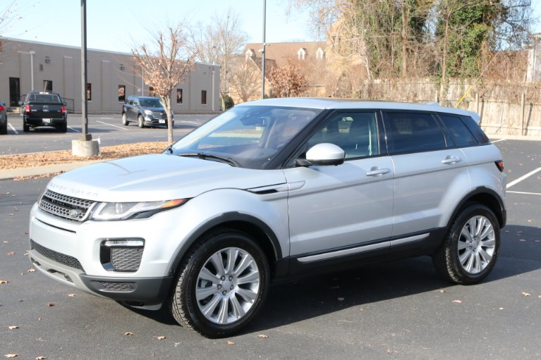 Used 2019 Land Rover Range Rover Evoque HSE 237HP AWD W/NAV HSE for sale Sold at Auto Collection in Murfreesboro TN 37130 2