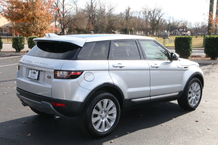 Used 2019 Land Rover Range Rover Evoque HSE 237HP AWD W/NAV HSE for sale Sold at Auto Collection in Murfreesboro TN 37130 3