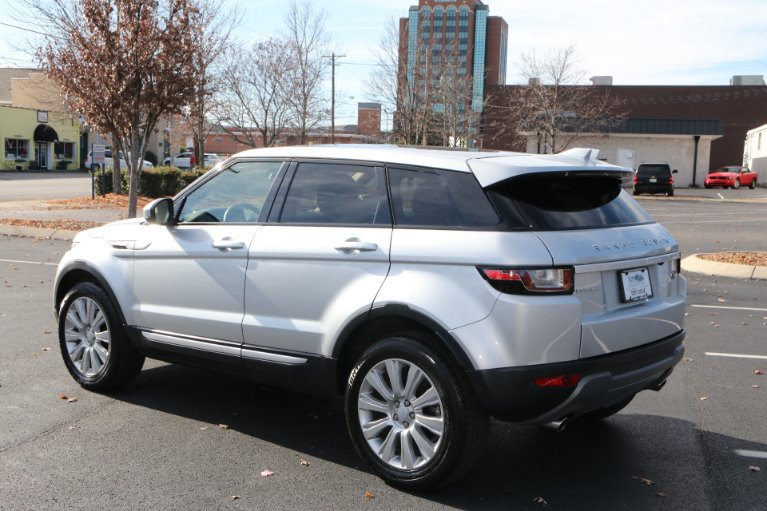 Used 2019 Land Rover Range Rover Evoque HSE 237HP AWD W/NAV HSE for sale Sold at Auto Collection in Murfreesboro TN 37130 4