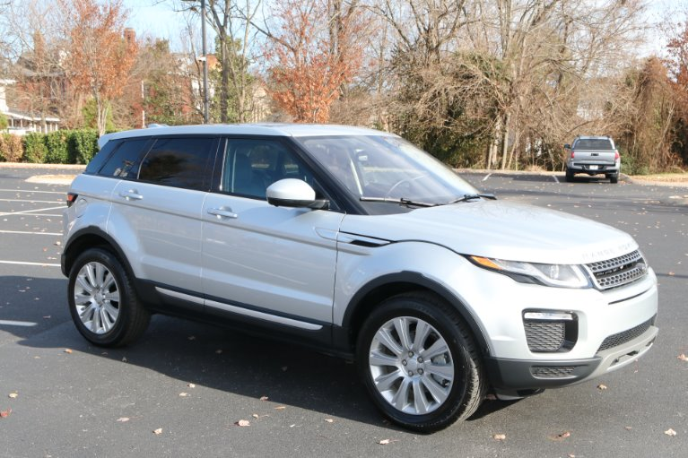 Used 2019 Land Rover Range Rover Evoque HSE 237HP AWD W/NAV HSE for sale Sold at Auto Collection in Murfreesboro TN 37130 1