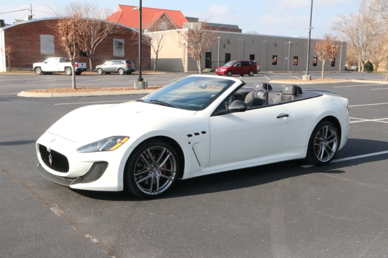 Used 2014 Maserati GranTurismo MC GT CONVERTIBLE W/NAV MC for sale Sold at Auto Collection in Murfreesboro TN 37129 2