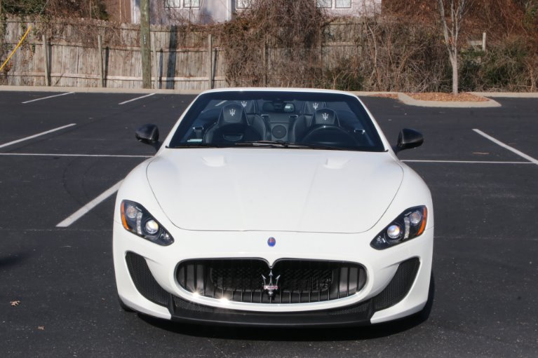 Used 2014 Maserati GranTurismo MC GT CONVERTIBLE W/NAV MC for sale Sold at Auto Collection in Murfreesboro TN 37129 5