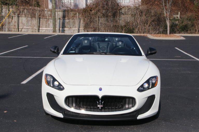 Used 2014 Maserati GranTurismo MC GT CONVERTIBLE W/NAV MC for sale Sold at Auto Collection in Murfreesboro TN 37130 5