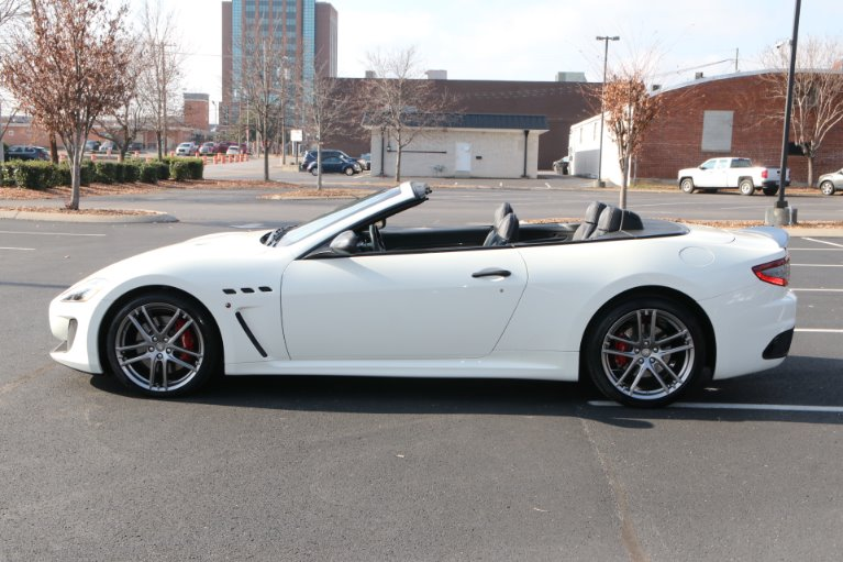 Used 2014 Maserati GranTurismo MC GT CONVERTIBLE W/NAV MC for sale Sold at Auto Collection in Murfreesboro TN 37130 7