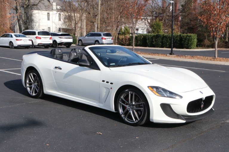Used 2014 Maserati GranTurismo MC GT CONVERTIBLE W/NAV MC for sale Sold at Auto Collection in Murfreesboro TN 37130 1