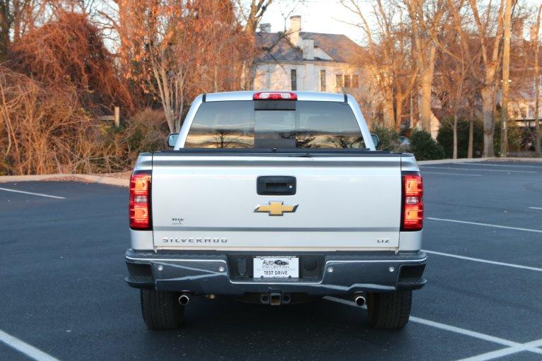 Used 2015 Chevrolet Silverado 1500 LTZ W/2LZ PKG CREW CAB 4X4 W/NAV LTZ Z71 for sale Sold at Auto Collection in Murfreesboro TN 37130 6